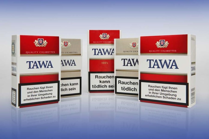 TAWA-Cigarettes Japan Tobacco